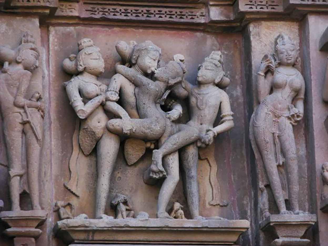 Храмы Кхаджурахо, Khajuraho Temples - 66