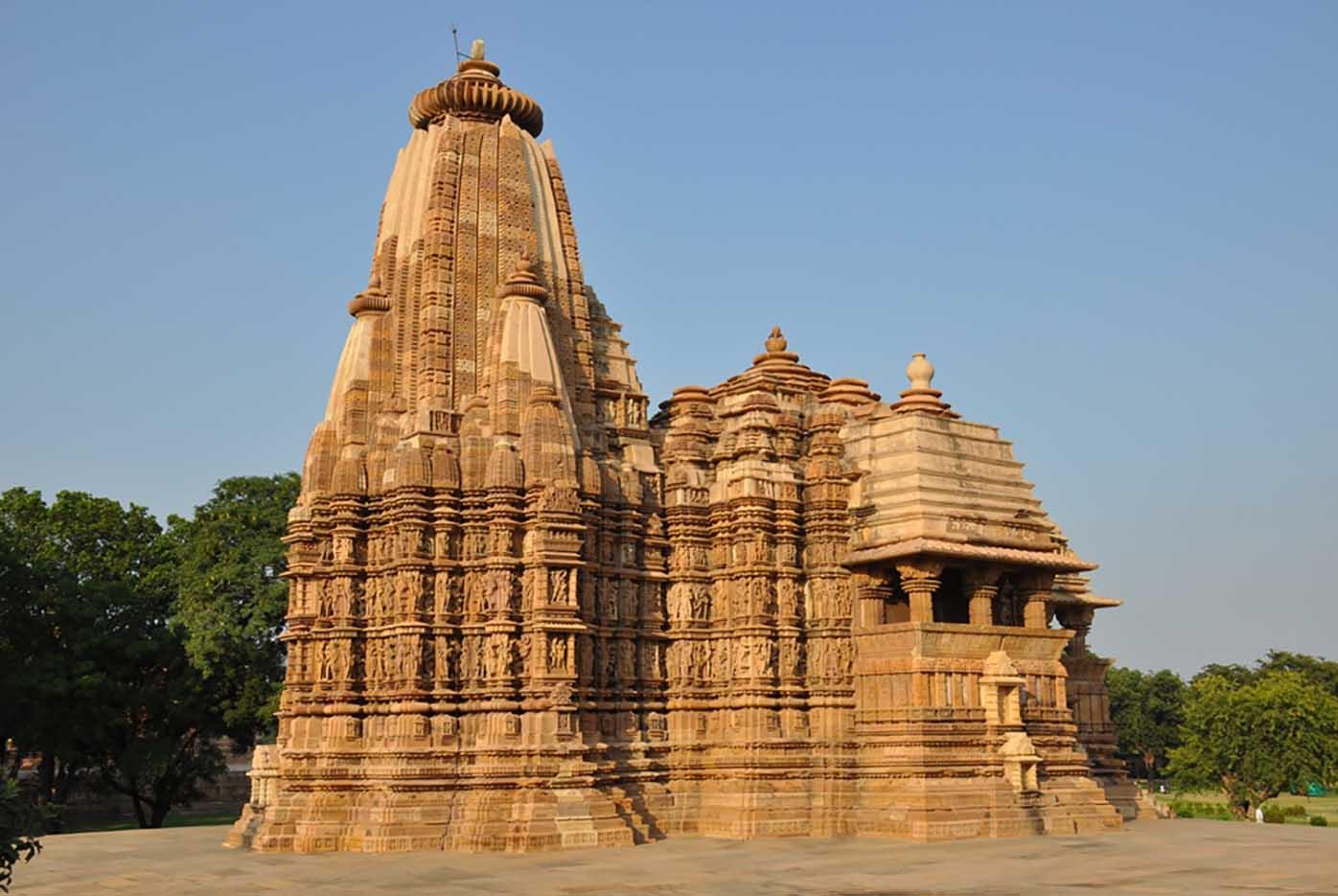 Храмы Кхаджурахо, Khajuraho Temples - 7