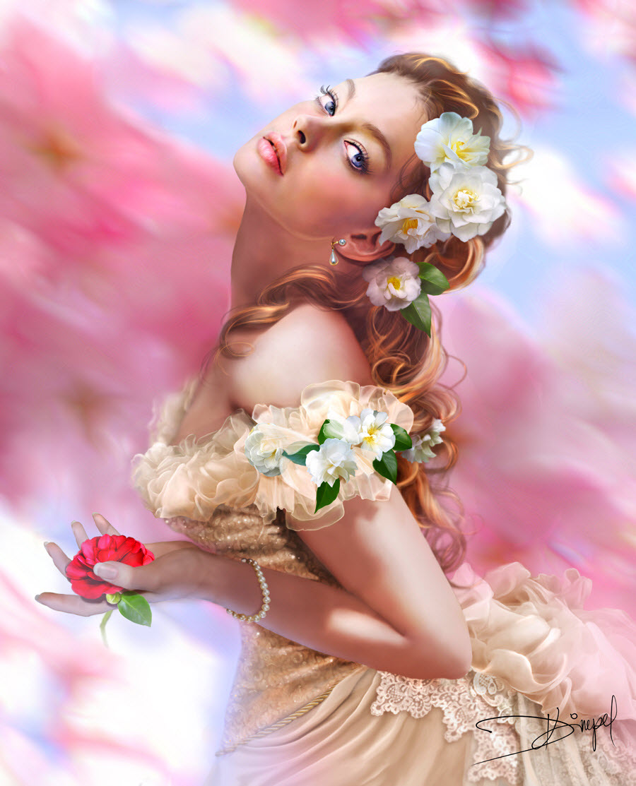 Дразенка Кимпел (Drazenka Kimpel), Lady Of The Camellias