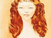 """Моисей Кислинг (Moise Kisling) """"Jeune femme en buste"""""""