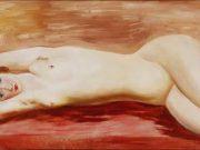 """Моисей Кислинг (Moise Kisling) """"Untitled - 74"""""""