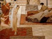 Густав Климт (Gustav Klimt), Древнегреческий театр в Таормине