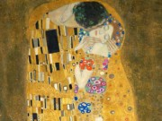 Густав Климт (Gustav Klimt), Поцелуй