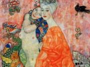 Густав Климт (Gustav Klimt), Подруги