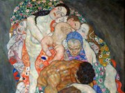 Густав Климт (Gustav Klimt), Смерть и Жизнь