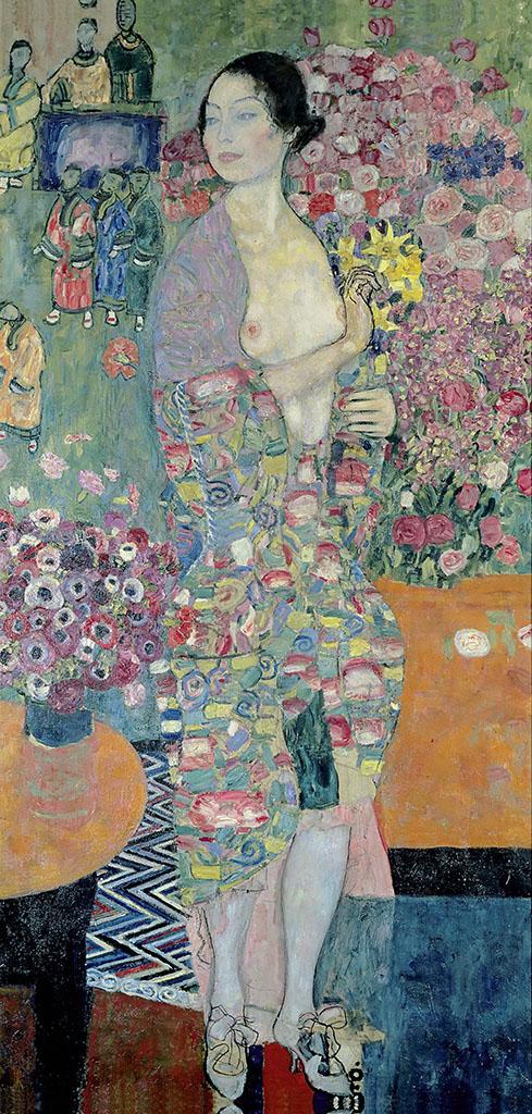 Густав Климт (Gustav Klimt), Танцовщица