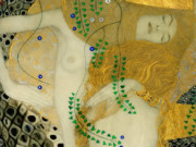 Густав Климт (Gustav Klimt), Водяные змеи I