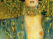 Густав Климт (Gustav Klimt), Юдифь
