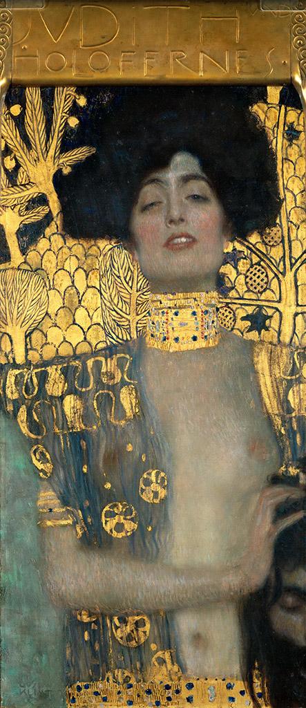 Густав Климт (Gustav Klimt), Юдифь I