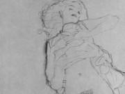 Густав Климт (Gustav Klimt), Эротический эскиз – 37