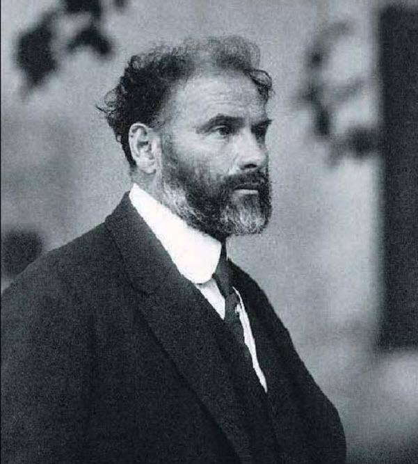 Густав Климт (Gustav Klimt), Фотография