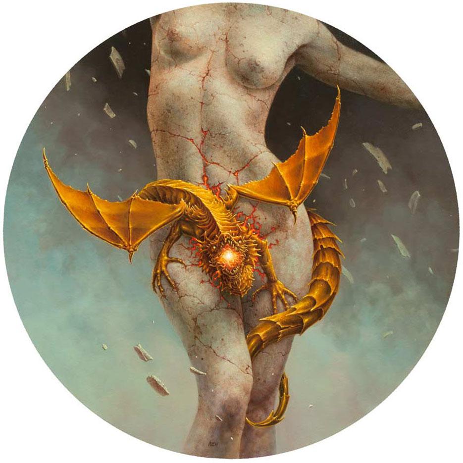 "Томаш Ален Копера (Tomasz Alen Kopera), ""Dragon VI"""