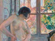 "Анри Лебаск (Henri Lebasque) ""Portrait Nono"""