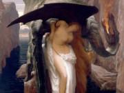 "Фредерик Лейтон (Frederick Leighton), ""Персей и Андромеда"""