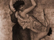 "Фредерик Лейтон (Frederick Leighton), ""Танец"""