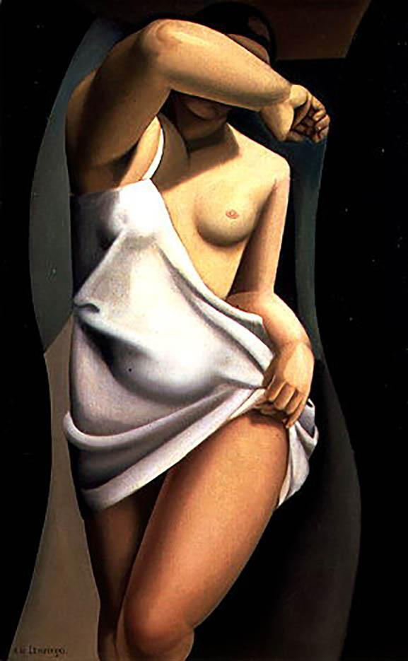 "Тамара Лемпицка (Tamara Lempicka) ""The Model"""