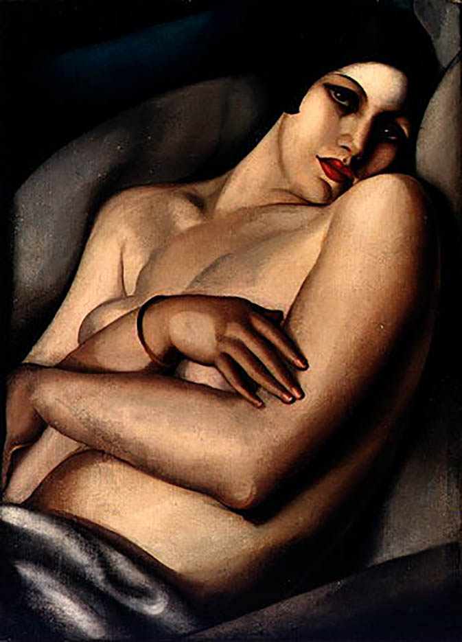 "Тамара Лемпицка (Tamara Lempicka) ""The Dream"""