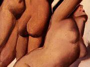 """Тамара Лемпицка (Tamara Lempicka) """"Three Nudes"""""""