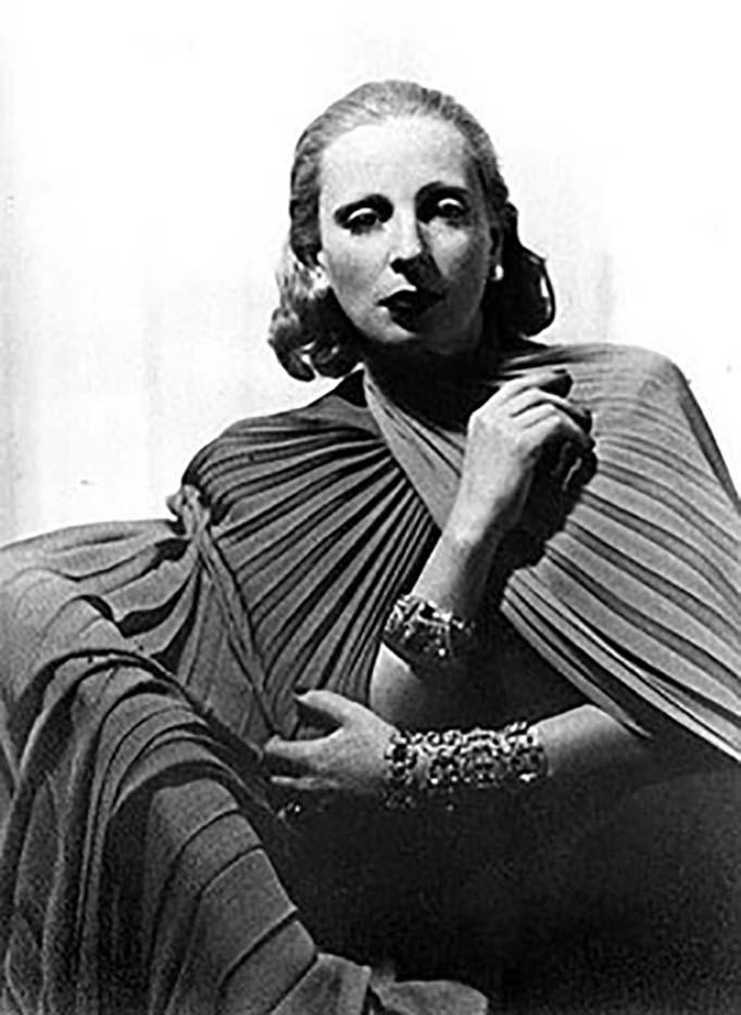 "Тамара Лемпицка (Tamara Lempicka) ""Photo 1938"""