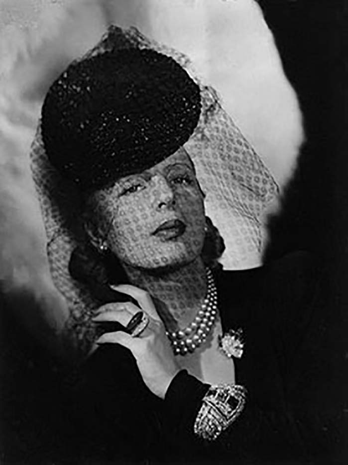 "Тамара Лемпицка (Tamara Lempicka) ""Photo - 2 1938"""
