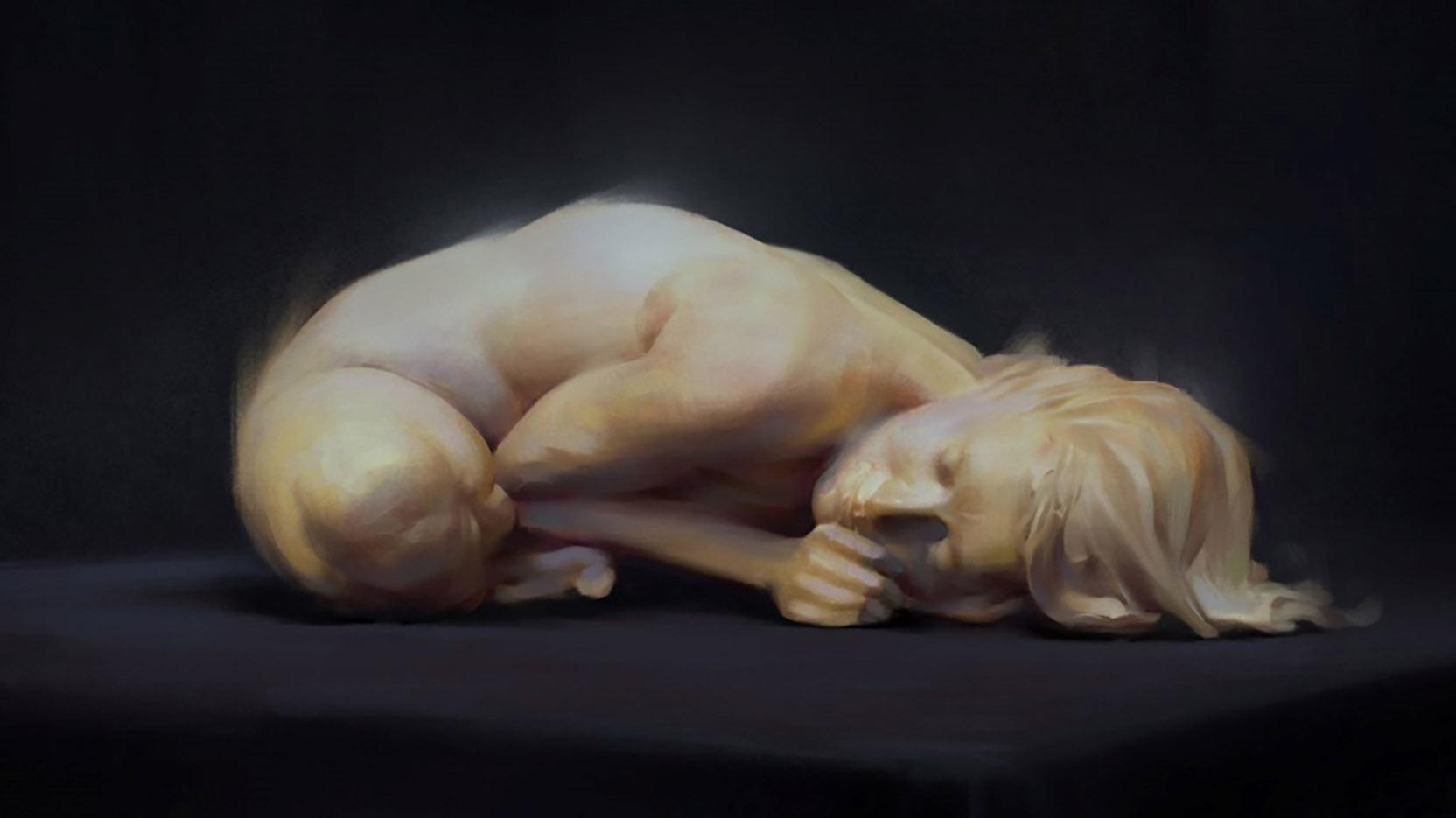 "Ванцзе Ли (Wangjie Li) ""Artwork - 11"""