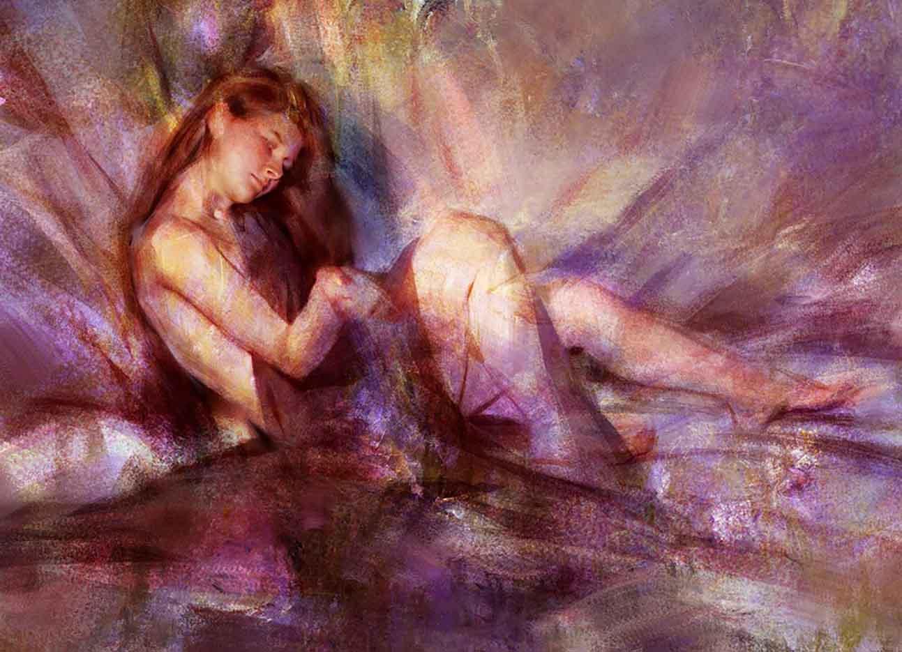 "Ванцзе Ли (Wangjie Li) ""Artwork - 14"""