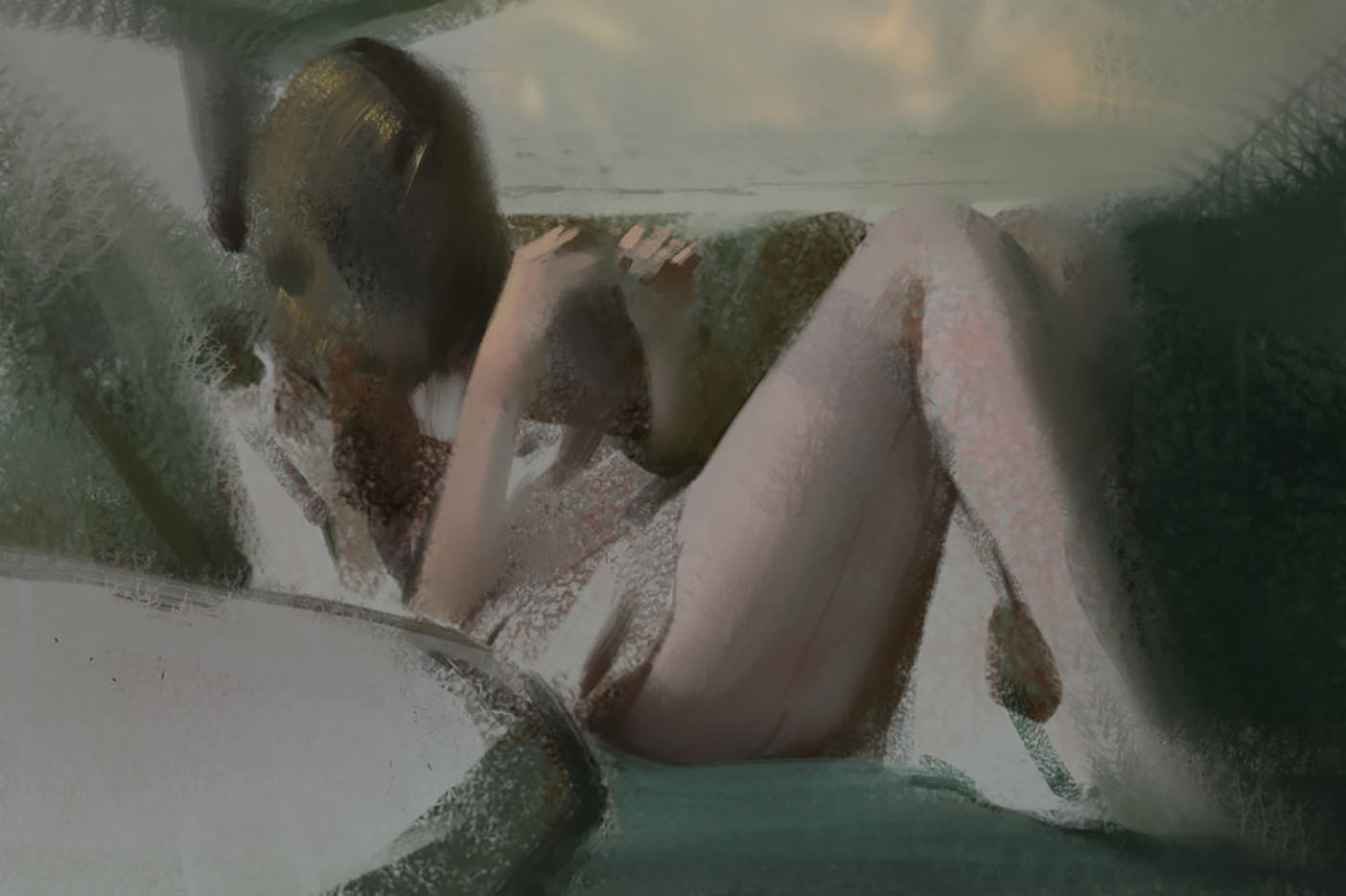 "Ванцзе Ли (Wangjie Li) ""Artwork - 23"""