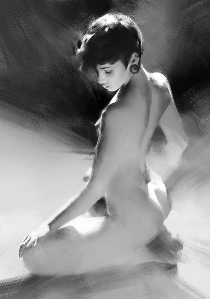 "Ванцзе Ли (Wangjie Li) ""Artwork - 29"""