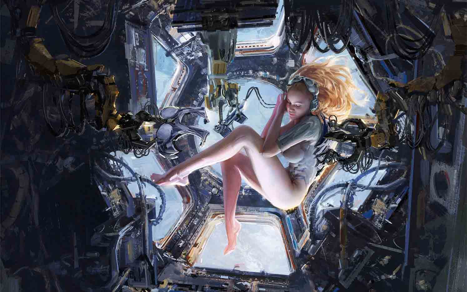 Scifi Sci Fi Sex Hentai Erotic Art Drawing Drawings Pic Pics Pictures Nude Xxx