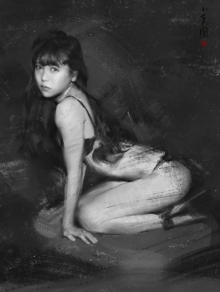 "Ванцзе Ли (Wangjie Li) ""Artwork - 31"""