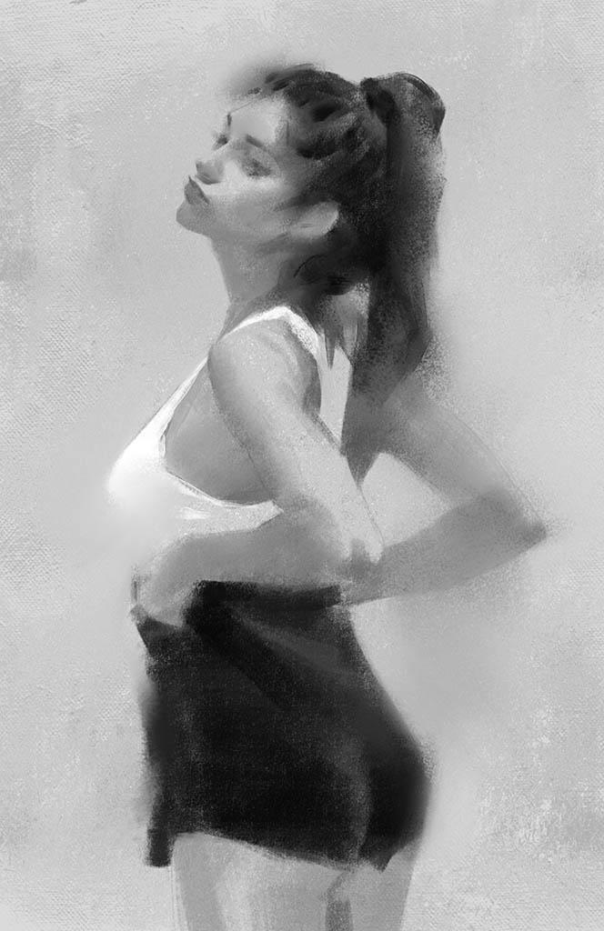 "Ванцзе Ли (Wangjie Li) ""Artwork - 36"""