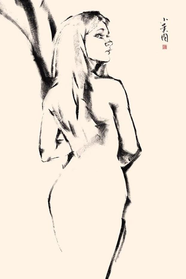 "Ванцзе Ли (Wangjie Li) ""Artwork - 37"""