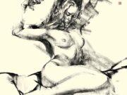 "Ванцзе Ли (Wangjie Li) ""Artwork - 40"""