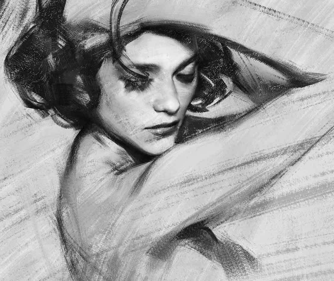 "Ванцзе Ли (Wangjie Li) ""Artwork - 41"""
