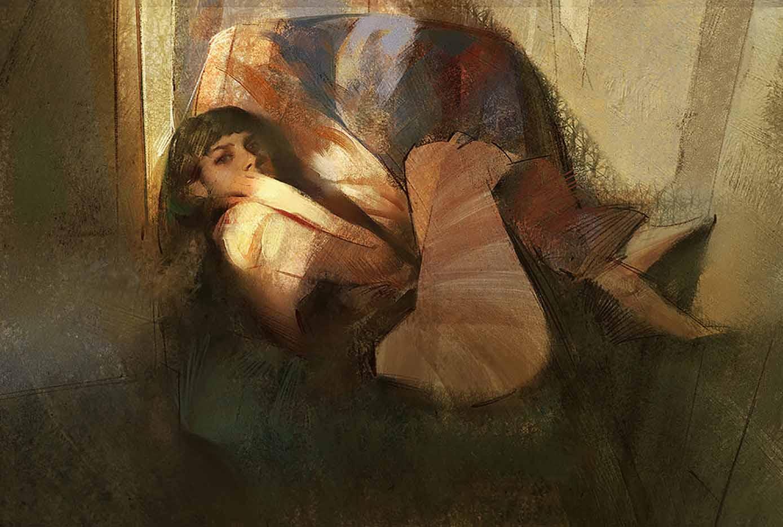 "Ванцзе Ли (Wangjie Li) ""Artwork - 4"""