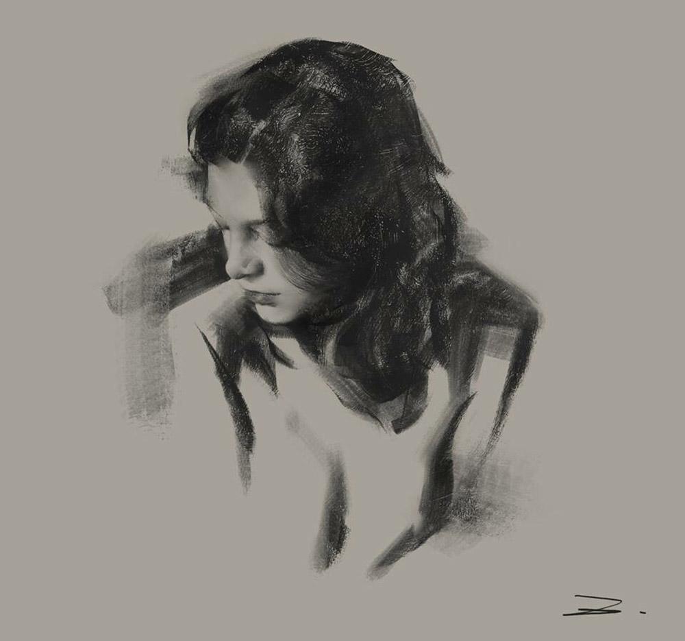 "Ванцзе Ли (Wangjie Li) ""Artwork - 50"""