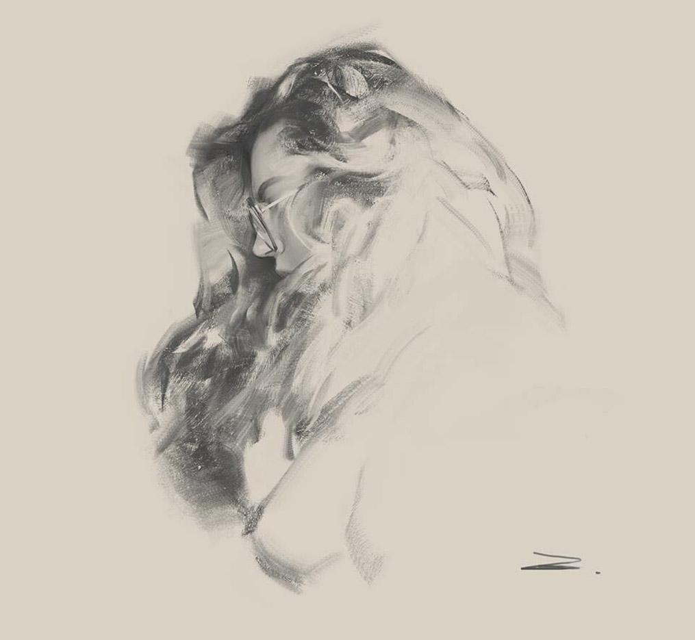 "Ванцзе Ли (Wangjie Li) ""Artwork - 51"""