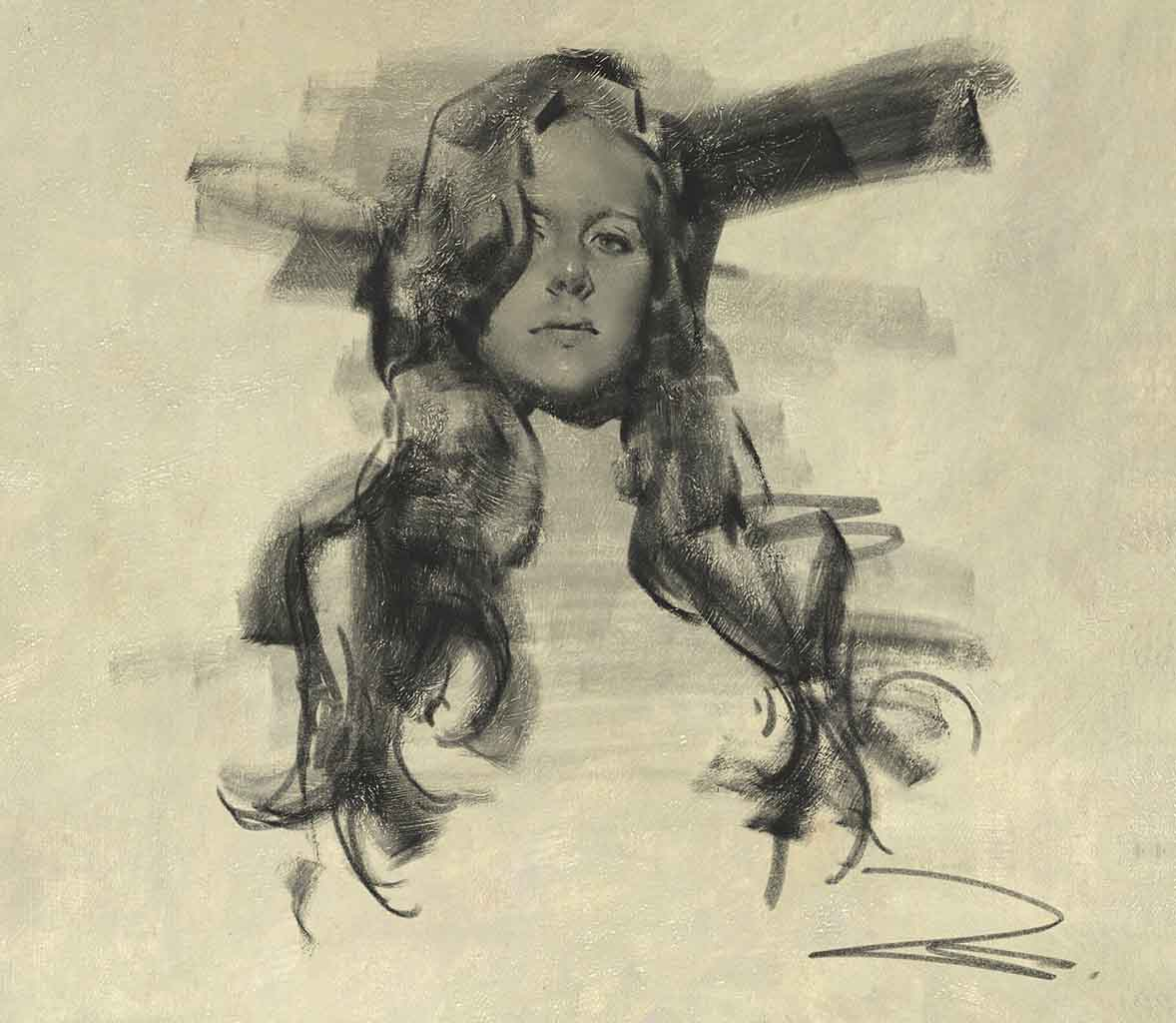 "Ванцзе Ли (Wangjie Li) ""Artwork - 53"""