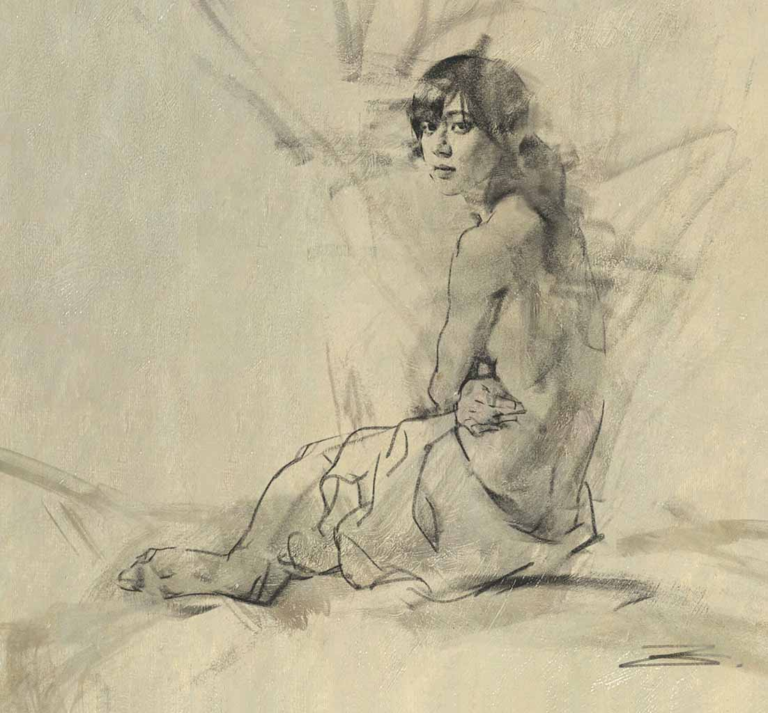 "Ванцзе Ли (Wangjie Li) ""Artwork - 54"""