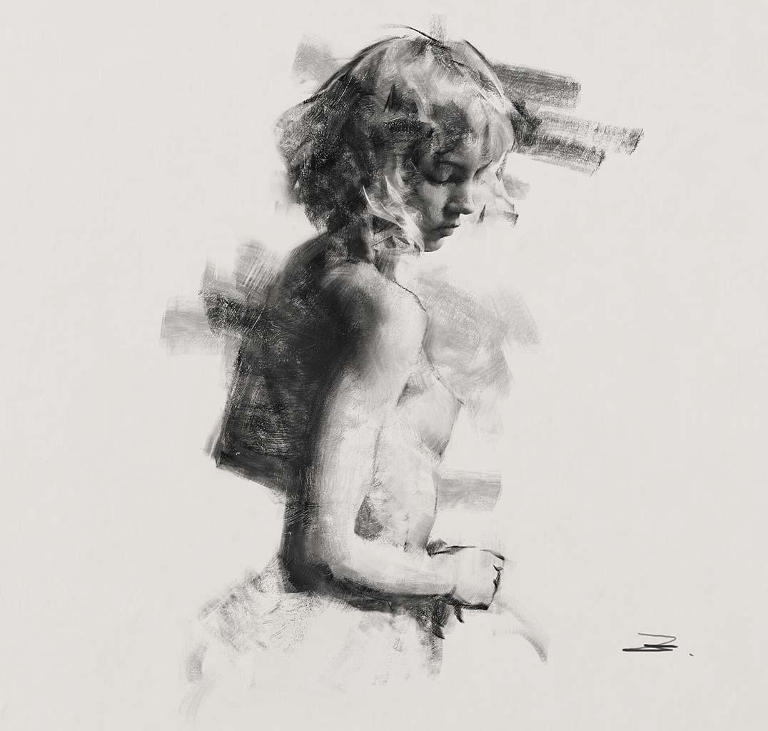 "Ванцзе Ли (Wangjie Li) ""Artwork - 55"""