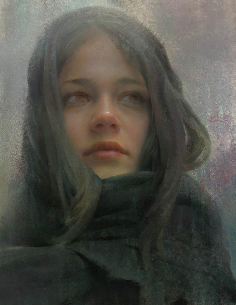 "Ванцзе Ли (Wangjie Li) ""Artwork - 9"""