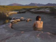 "Джереми Липкинг (Jeremy Lipking) ""The Last Light Eastern Sierra"""