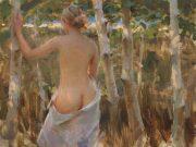 "Джереми Липкинг (Jeremy Lipking) ""Outdoor Nude"""