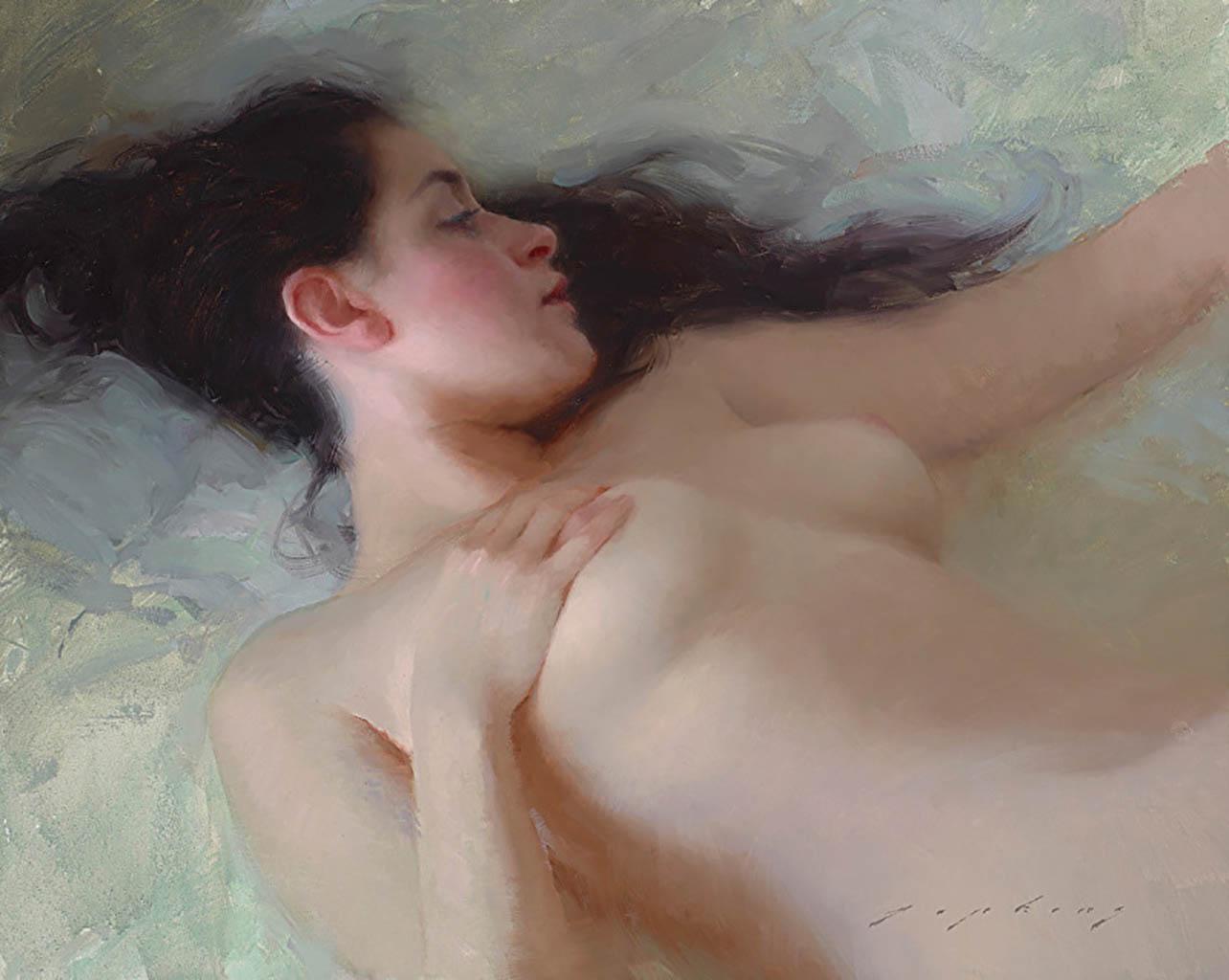 """Джереми Липкинг (Jeremy Lipking) """"Venus"""""""