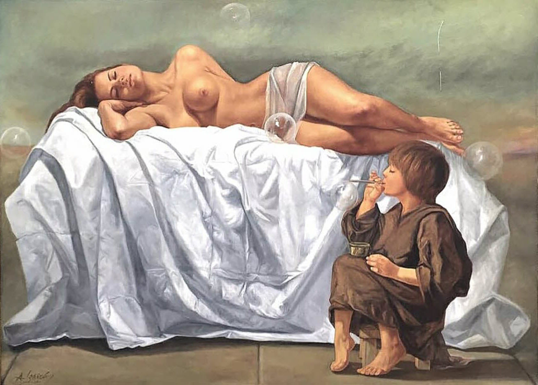 """Хосе Алонсо Лайза Корралес (Jose Alonso Loaiza Corrales) """"Querubin"""""""