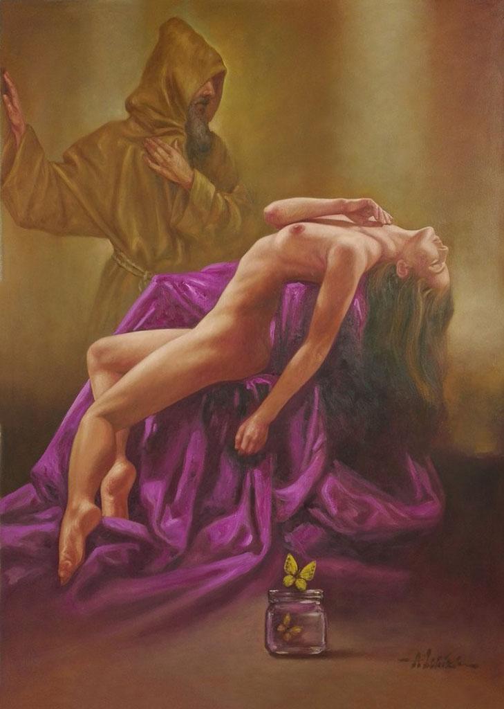 "Хосе Алонсо Лайза Корралес (Jose Alonso Loaiza Corrales) ""Untitled"""