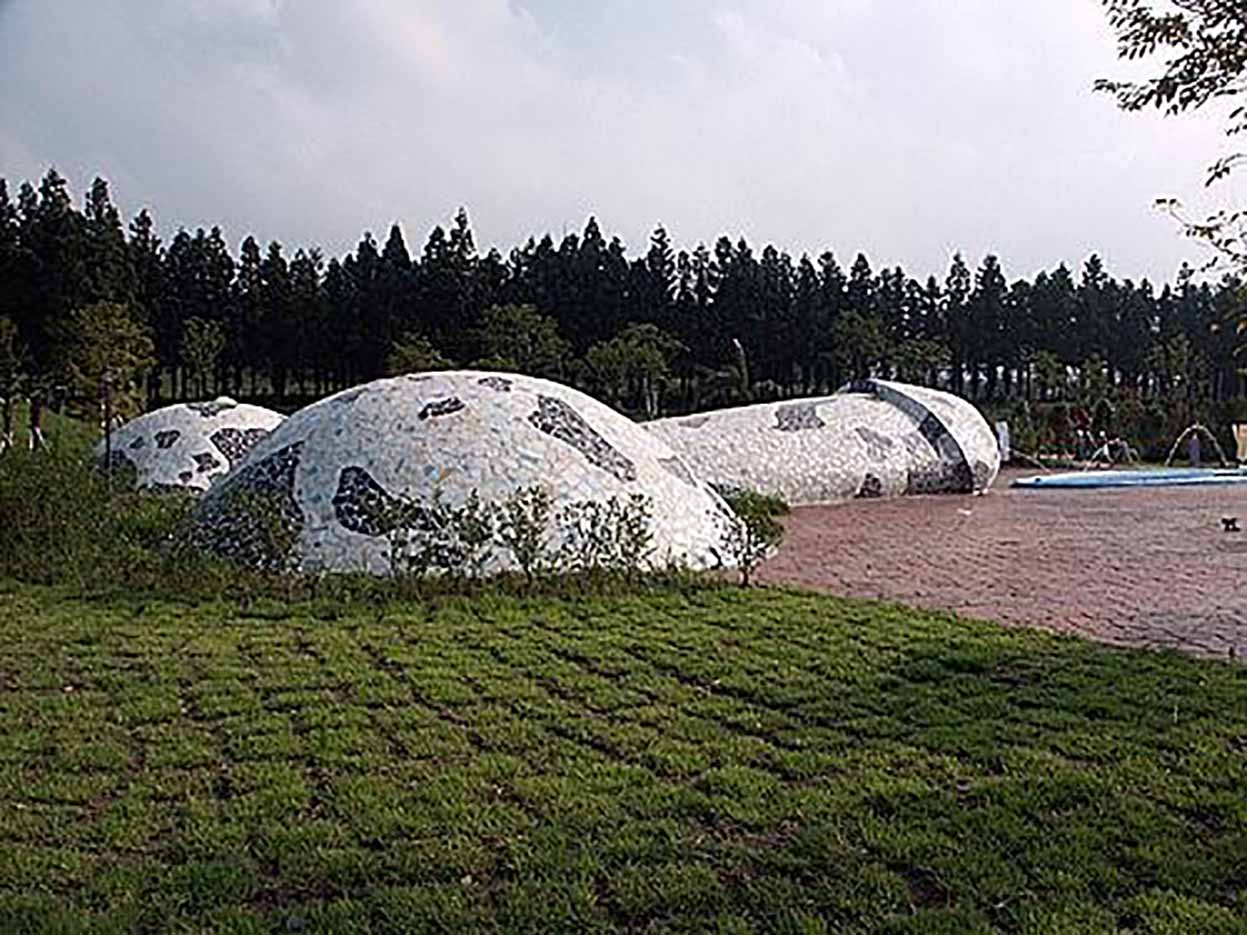 "Erotic sculpture's Park, Jeju Island, South Korea ""Love Land - 4"""