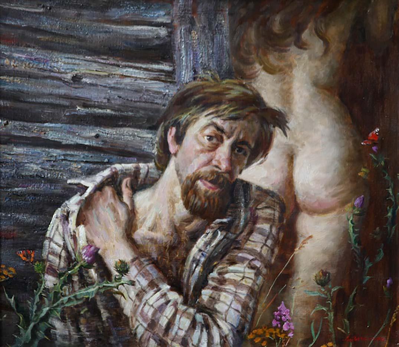 """Виктор Ляпкало (Victor Lyapcalo), """"Ожидание"""""""