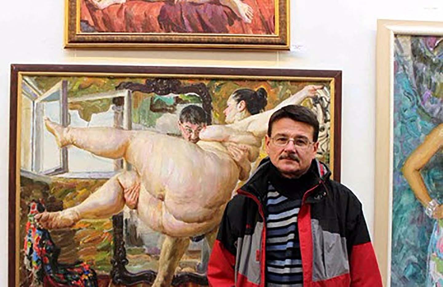 """Виктор Ляпкало (Victor Lyapcalo), """"Фотография (2)"""""""