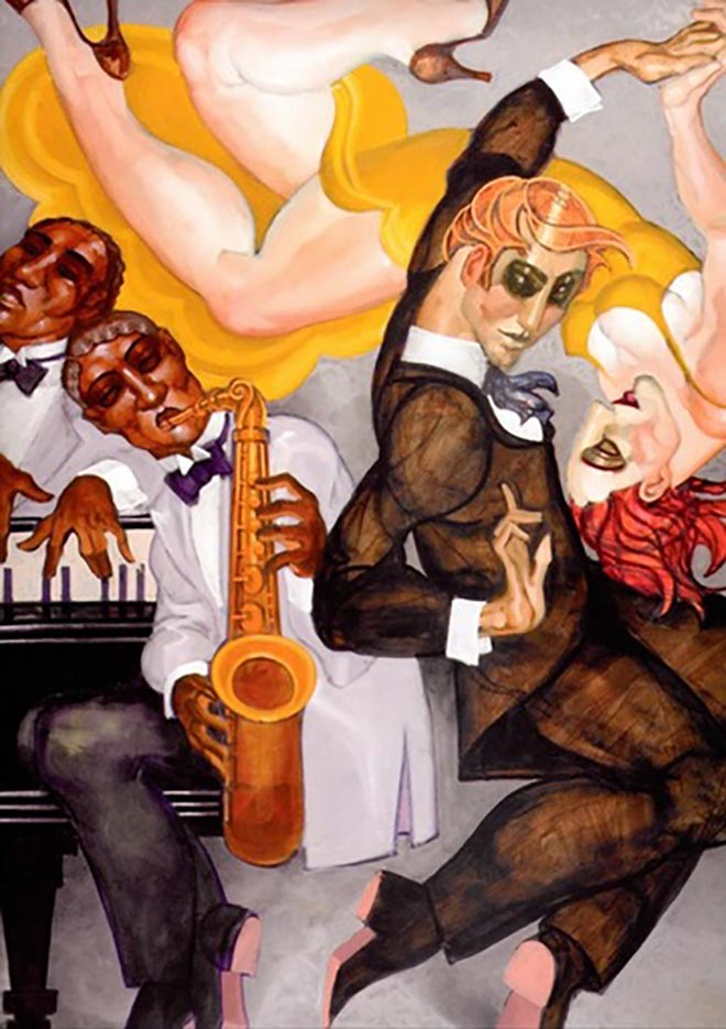 "Хуарес Мачадо (Juarez Machado), ""Jazz Plus Leger Que L'air """